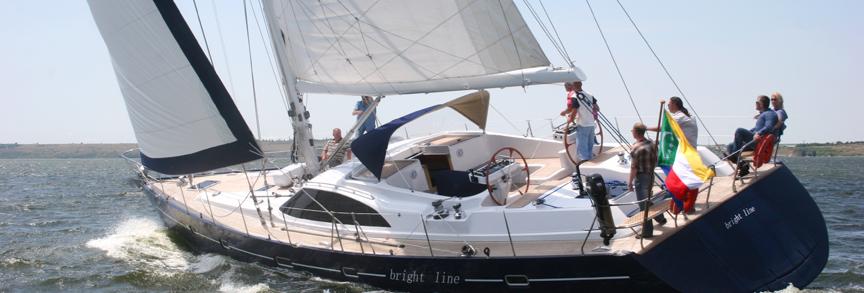Flagmanyacht Парусно-моторная яхта Bright Line