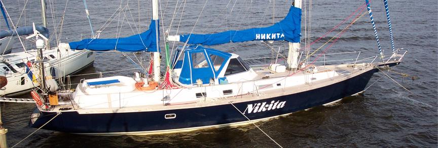 Flagmanyachts Парусно-моторная яхта Никита